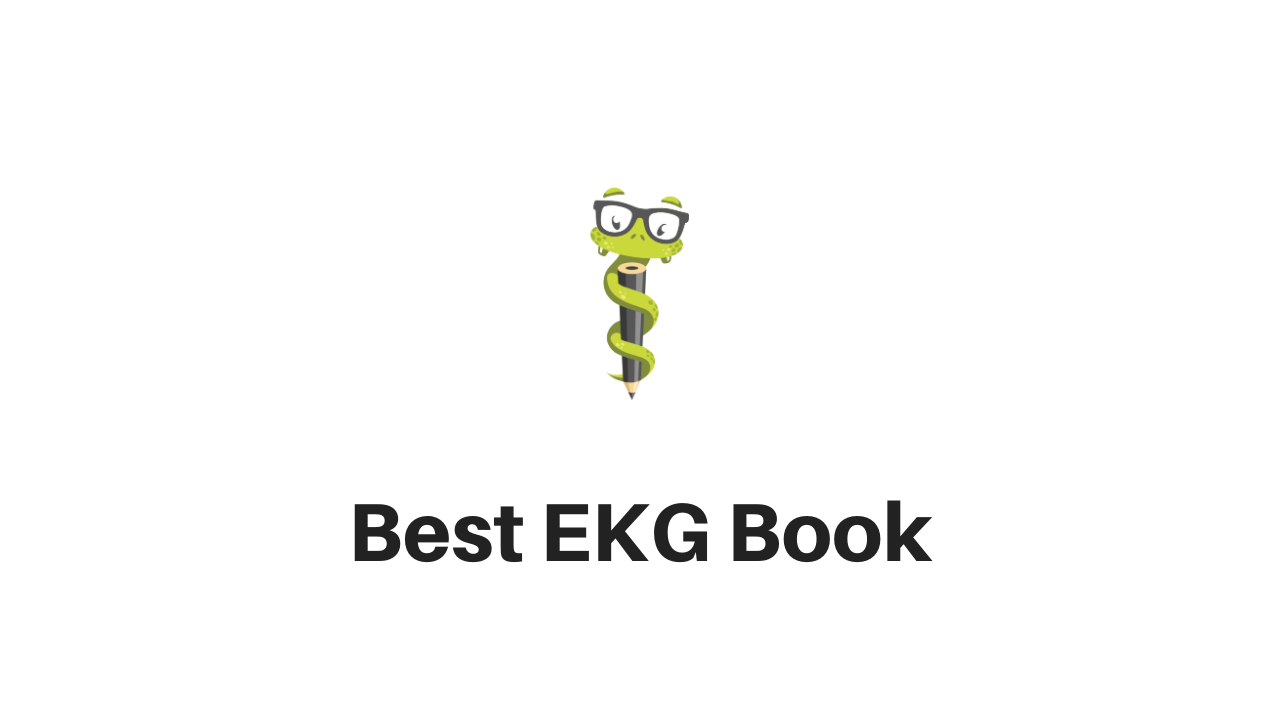 Medgeeks Best EKG Book