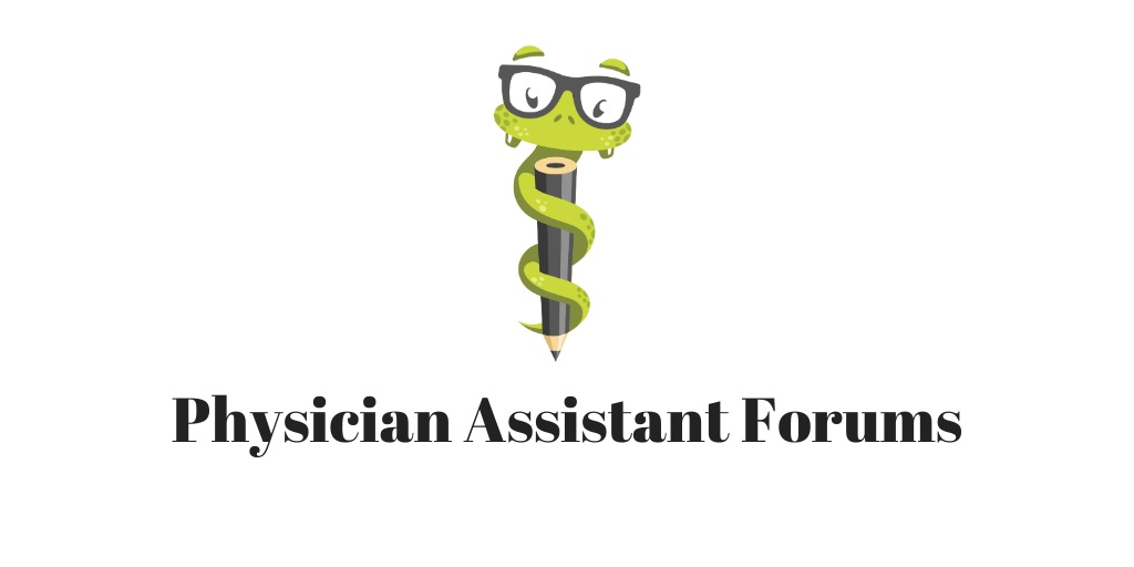 Medgeeks Physician Assistant Forums