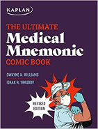 Ultimate Medical Mnemonic Comic Book