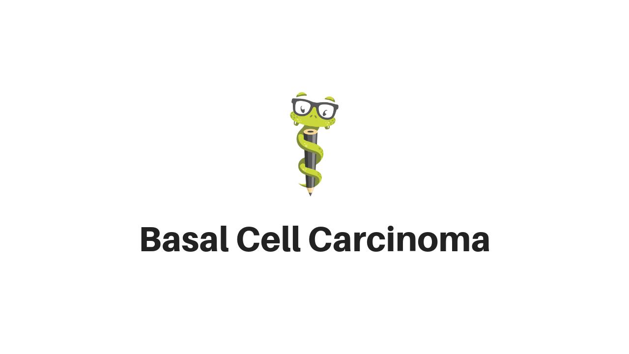 Medgeeks Basal Cell Carcinoma