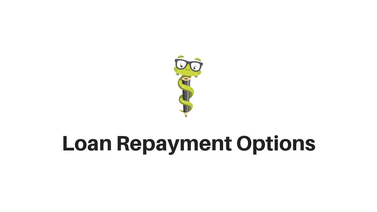 Medgeeks Physician Assistant Loan Repayment