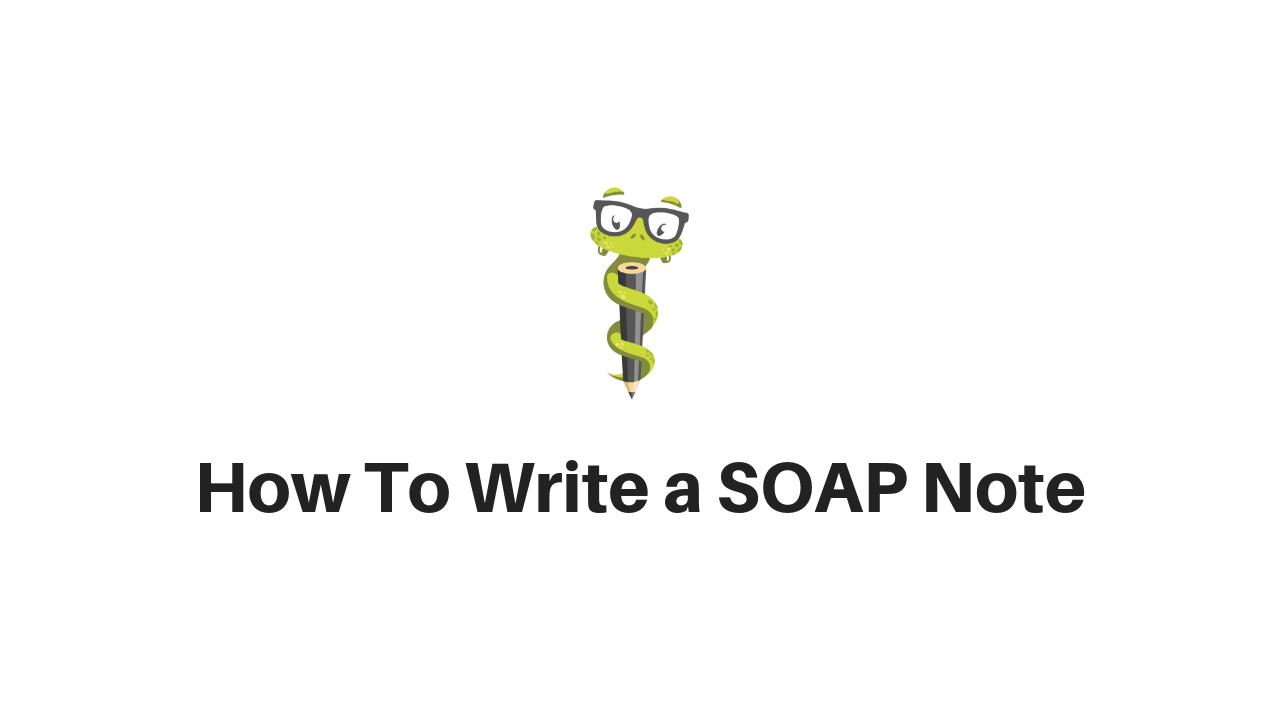 Medgeeks SOAP Note