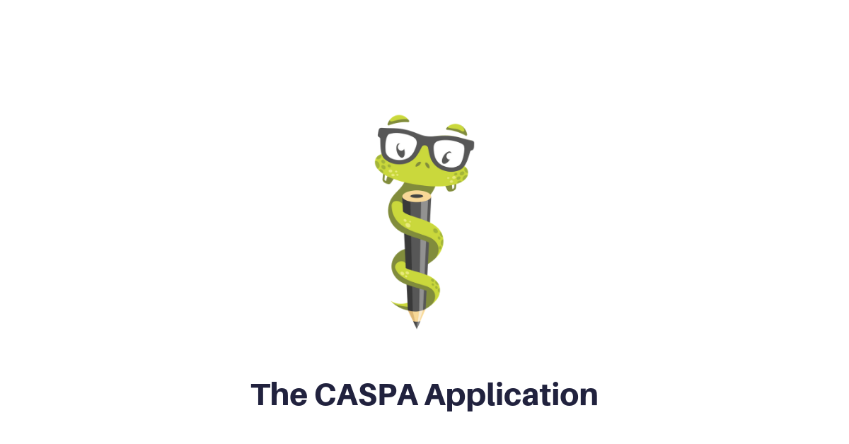 Medgeeks CASPA Application
