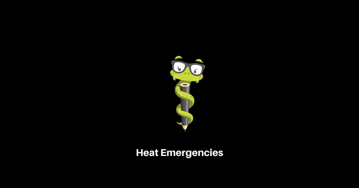 Medgeeks Heat Emergencies