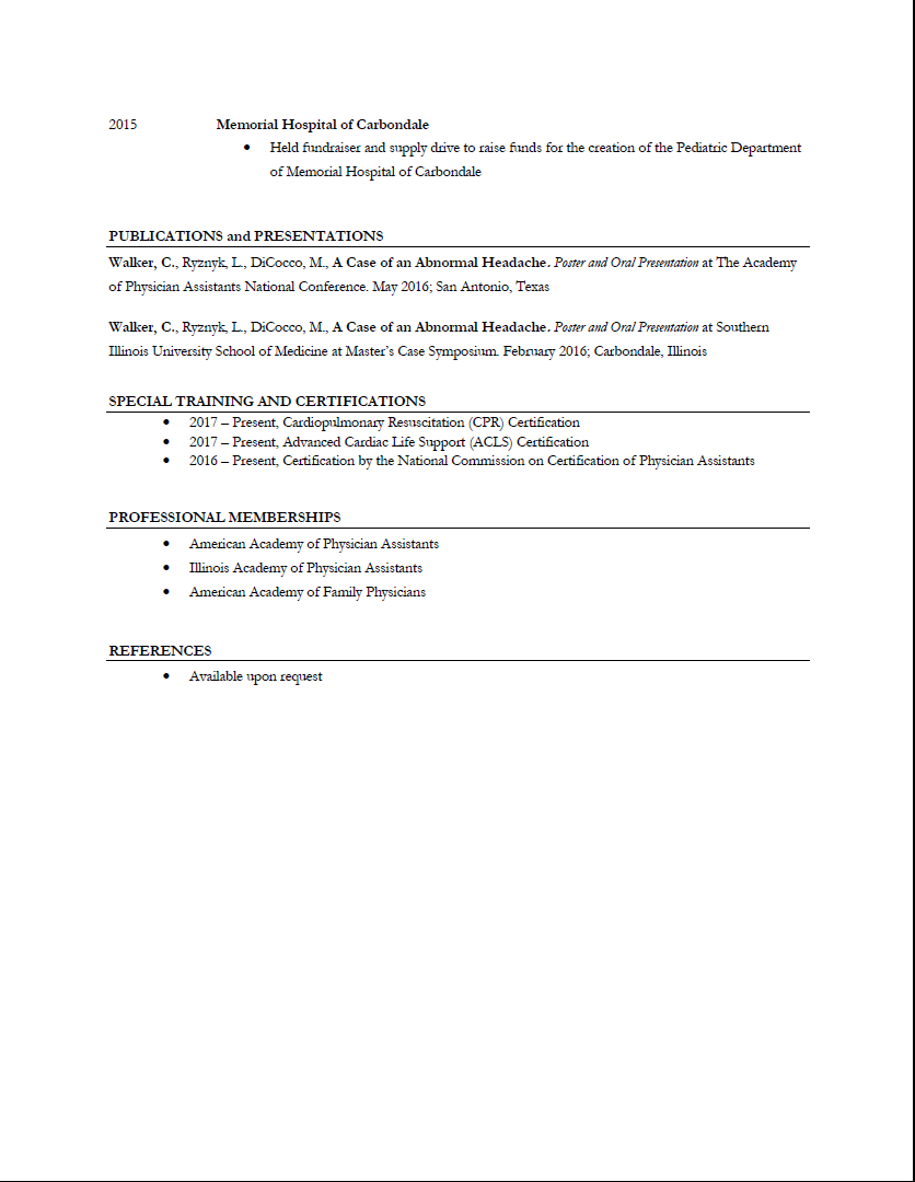 Sample Resume Pg 3